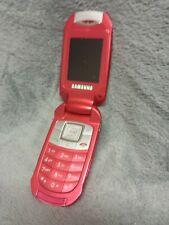 Samsung E570 Handy Gehäuse rot #1 BC SGH-E570 phone case cover housing red