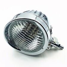 Motorcycle High Low Beam Head Light Headlight Lamp For Harley Dyna Softail XL