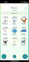 Pokemon GO Pokedex 300+ Caught