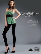 GABRIELLA 100 Denier Luxury Super Fine Microfibre Long Leggings