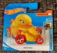 MATTEL Hot Wheels  DUCK N' ROLL  brand new sealed
