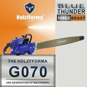 Holzfforma 105cc Blue Thunder G070 No Bar Chain Compatible with 070 090 Chainsaw