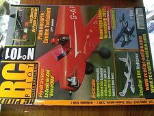 µ?b  Revue RC Pilot n°101 plan encarté Druine Turbulent 2e partie / EasyStar II