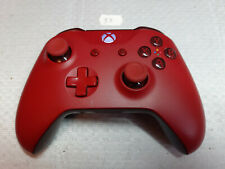 Official Microsoft Xbox One S 1708 Red Wireless Controller. 57