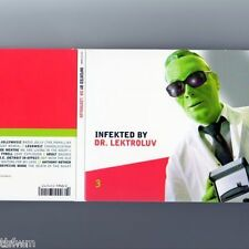 Dr. Lektroluv  - Infekted By Dr. Lektroluv - CD MIXED - TECHNO ELECTRO