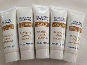 Hildegard Braukmann Exquisit Reinigungs Creme Schaumend - Foaming cleanser 24ml