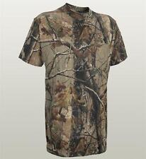 Russell Outdoors BOYS GIRLS YOUTH TEES S-XL Mossy Oak Infinity Realtree T-shirt