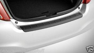 Toyota Yaris Rear Bumper Protection Plate YR YRS YRX GENUINE NEW*