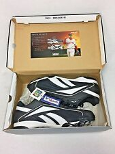 REEBOK AUTHENTIC COLLECTION VERO FL M5 LOW II - BLK/WH - BASEBALL CLEATS SIZE 16