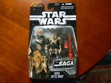 2006 Star Wars The Saga Collection Super Battle Droid  #061