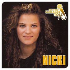 NICKI - ICH FIND' SCHLAGER TOLL (DAS BESTE)   CD NEUF