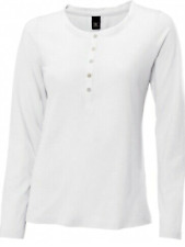 Best connections @ kaleidoscope plus size 22 white 3/4 sleeve cotton t-shirt top