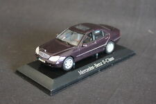 Maisto Mercedes-Benz S-Klasse (W220) 1:43 Purple (JS) DV