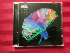 Muse - The 2nd Law (CD, 2012, Warner Bros) [Save Me] Like New