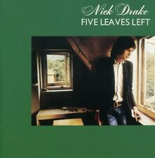 Nick Drake - Five Leaves Left [New CD] Rmst
