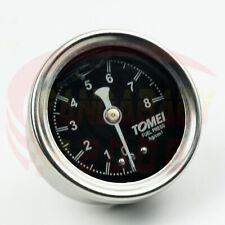"1/8"" NPT TOMEI Instrument Regulator Meter Fuel Press Oil pressure Gauge kg/cm² B"