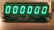 5X 6-Digit Replacement Display Kits for Bally/Stern Pinballs - Green digits