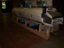 Used Cardox Cryogenic Freezer, Nitrogen Freezer Tunnel Freezer 3 Module 3 tiers