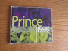 PRINCE 1999 EU 3 TRACK CD SINGLE 1996
