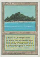 ►Magic-Style◄ Carte MTG - Tropical Island / Ile Tropicale - French - FWB WB - EX
