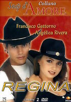 REGINA  Telenovelas Soap Opera Cofanetto 2 DVD Romantic Amore