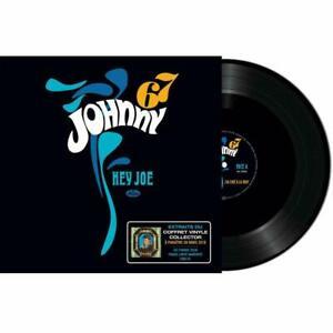 ***Vinyle Johnny HALLYDAY  - Hey joe (vinyle 25cm neuf sous blister)*