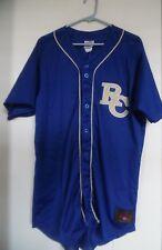 Rawlings Rc  27 jersey  XL Pro dri Polyester Blue Mesh