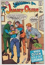 Superman's Pal Jimmy Olsen 132 DC Comics 1970 Leo Dorfman Curt Swan Bob Haney