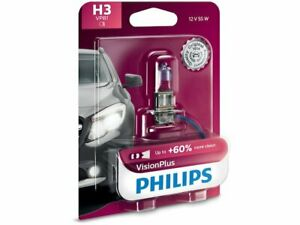 For 1988-1991, 1993-1994 Plymouth Sundance Fog Light Bulb Front Philips 31146XF