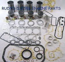 Isuzu NPR NQR 92-98 3.9 4BD2 4BD2T GMC W-series trucks premium engine kit