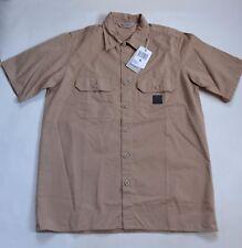 CAMISA CARHARTT MASTER camisa s/s (cuerno tintados) TALLA L VALOR