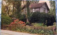 Lola Montez Home in Grass Valley California Eastman's Studio Ca Vintage Postcard