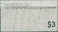 Australia booklet 1989 SG1216-1218 Urban Environment MNH