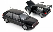 Norev VW GOLF II GTI g60 NERO 1990 1:18