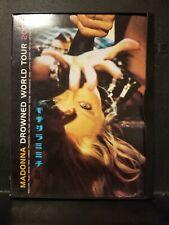 Madonna Drowned World Tour 2001 DVD Video, 2001, Warner Reprise Video, Warner Br