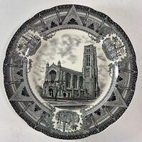 Vintage Copeland Spode England Chicago University 1931 University Chapel Plate