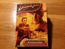 Indiana Jones and the Kingdom of the Crystal Skull Playing Cards Complete