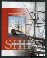 Grenadines Grenada 2013 MNH Ships Best Warships HMS Victory 1v S/S Stamps