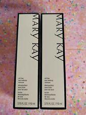 (2) Mary Kay Oil-Free Eye Makeup Remover, 3.75 fl oz each