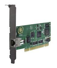 Digium 1TE134F Single Span (1) T1 E1 PRI Asterisk PCI Card w/ Echo Can Module