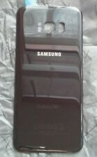 black OEM Battery Cover Glass Housing Rear Back Door Samsung Galaxy S8  Plus