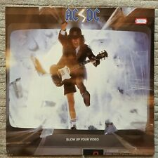AC/DC ‎– Blow Up Your Video 781 828-1 GERMANY EX LP Tested