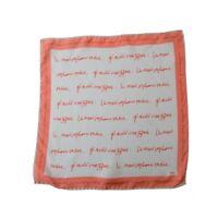 Malo 100% Silk Multi-Color Scarf