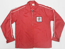 VINTAGE REAL McCOY R.V CLUB WORKER JACKET COAT PATCH UNIFORM DELIVERY HOT ROD