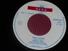 "Martha Velez: Boogie Kitchen  orig rare   UK  7""  Near Mint"