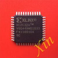 (5PCS) XC2C32A-6VQG44C IC CR-II CPLD 32MCELL 44-VQFP 2C32 XC2C32
