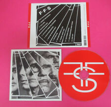 CD F.F.S. Omonimo Same 2015 Eu DOMINO REC WIGCD349 no lp mc dvd (CS18)