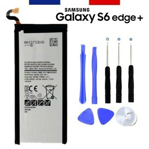 Original Battery New 0 Cycle +Tools for Samsung Galaxy S6 Edge Plus