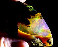 Giant Piece -Beautiful Ethiopian Crystal Contraluz Opal Rough - 283 cts - 56.6 g