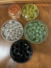 Vintage Glass Flower Frogs